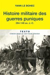 Histoire des guerres puniques : 264-146 av. J.-C.