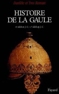 Histoire de la Gaule : une confrontation culturelle (VIe siècle av. J.-C.-Ier siècle apr. J.-C.)