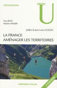 La France : aménager les territoires
