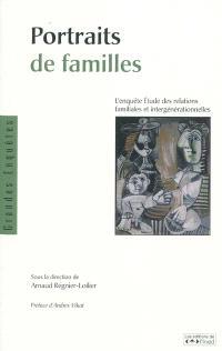 Portraits de familles : l'enquête Etude des relations familiales et intergénérationnelles