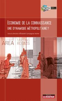 Economie de la connaissance : une dynamique métropolitaine ?