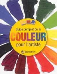 Guide complet de la couleur pour l'artiste