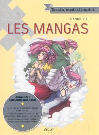 Les mangas : apprendre à dessiner pas à pas