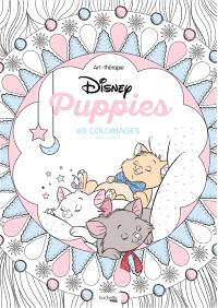 Disney puppies : 60 coloriages anti-stress