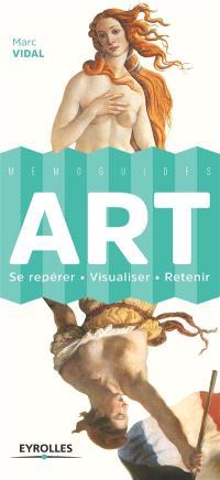 Art : se repérer, visualiser, retenir