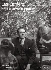 Les cahiers du Musée national d'art moderne, hors série, Georges Duthuit
