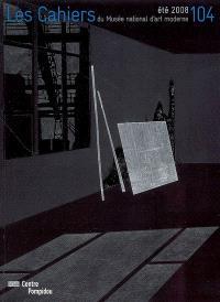 Cahiers du Musée national d'art moderne. n° 104
