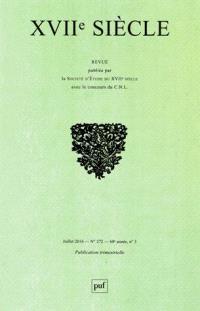 Dix-septième siècle. n° 272, Mythologie du Grand siècle