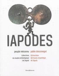 Iapodes, peuple méconnu : collections du Musée archéologique de Zagreb = Iapodes, poble desconegut : col-leccions del Museu arqueologic de Zagreb