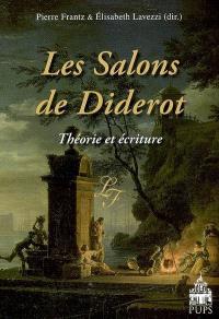Les Salons de Diderot : théorie et écriture