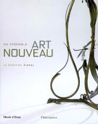 Un ensemble Art nouveau, la donation Rispal : exposition, Musée d'Orsay, 21 nov. 2006-28 janv. 2007