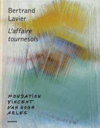 Bertrand Lavier : l'affaire tournesols
