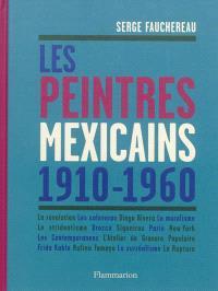 Les peintres mexicains, 1910-1960 : la révolution, les calaveras, Diego Rivera, le muralisme, le stridentisme, Orozco, Siqueiros, Paris, New York, les Contemporaneos, l'Atelier de gravure populaire, Frida Kahlo, Rufino Tamayo, le surréalisme, la Ruptura