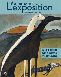 Amadeo de Souza Cardoso : l'album de l'exposition du Grand Palais