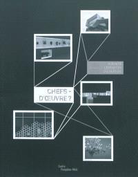 Chefs-d'oeuvre ? : album de l'exposition d'ouverture = Chefs-d'oeuvre ? : album of the opening exhibition = Chefs-d'oeuvre ? : Album der Eroffnungs-Ausstellung