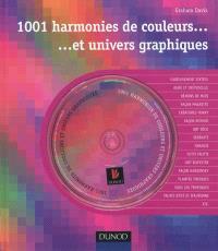 1.001 harmonies de couleurs... et univers graphiques