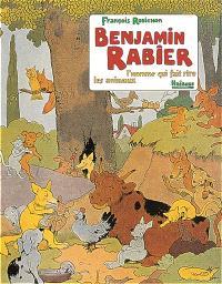 Benjamin Rabier : l'homme qui fait rire les animaux