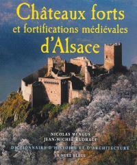 Châteaux forts et fortifications médiévales d'Alsace : dictionnaire d'histoire et d'architecture