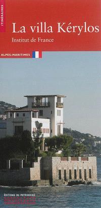 La villa Kerylos : Institut de France : Alpes-Maritimes