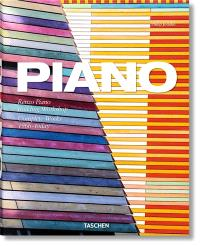 Piano : Renzo Piano building workshop : complete works, 1966-2014