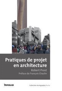 Pratiques de projet en architecture : le tournant silencieux : essai