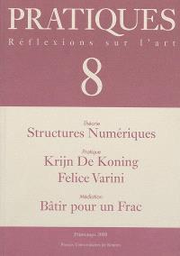 Pratiques. n° 8
