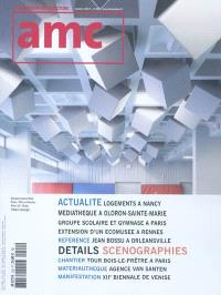 AMC, le moniteur architecture. n° 200