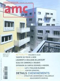 AMC, le moniteur architecture. n° 201