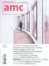 AMC, le moniteur architecture. n° 203