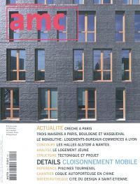 AMC, le moniteur architecture. n° 204