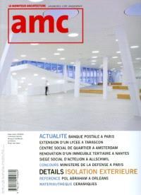 AMC, le moniteur architecture. n° 207