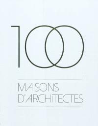 100 maisons d'architectes