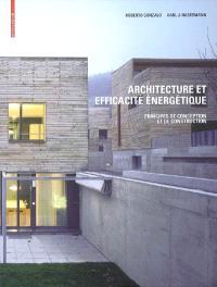 Architecture et efficacité énergétique : principes de conception et de construction