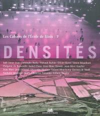 Cahiers de l'Ecole de Blois (Les). n° 7, Densités
