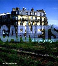 Carnets du paysage (Les). n° 6