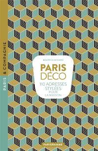 Paris déco : 110 adresses stylées pour la maison