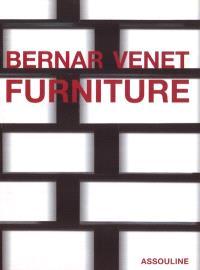 Bernar Venet : furniture = Bernar Venet : mobilier