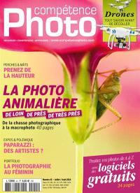 Compétence photo. n° 41, La photo animalière