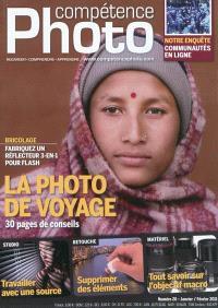 Compétence photo. n° 20, La photo de voyage