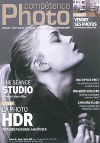 Compétence photo. n° 26, La photo HDR : 30 pages pour bien la maîtriser