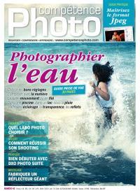 Compétence photo. n° 45, Photographier l'eau