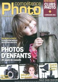 Compétence photo. n° 19, Photos d'enfants