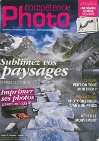 Compétence photo. n° 31, Sublimez vos paysages