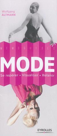 Mode : se repérer, visualiser, retenir