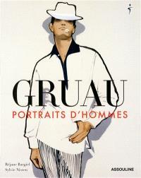 Gruau : portraits d'hommes