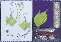 L'atelier bijoux origami