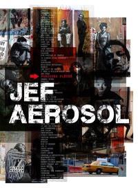 Jef Aérosol, parcours fléché