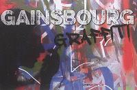 Gainsbourg graffiti