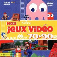 Nos jeux vidéo 70-90 : de la raquette de Pong au racket dans GTA, l'irrésistible ascension des jeux vidéo