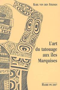 L'art du tatouage aux îles Marquises